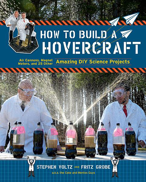 How to Build a Hovercraft Cover