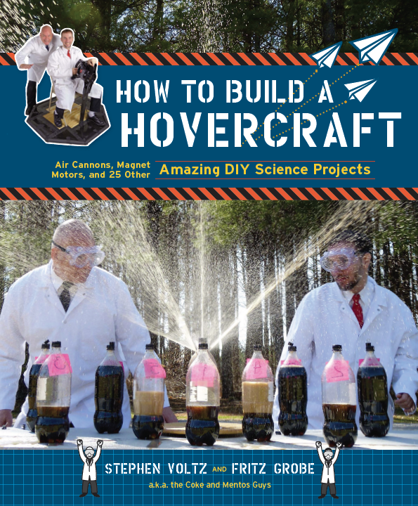 Eepy Bird » How to Build a Hovercraft